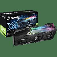 INNO3D GeForce RTX 3080 Ti iCHILL X4 (C308T4-126XX-1810VA36) (NVIDIA, Grafikkarte)