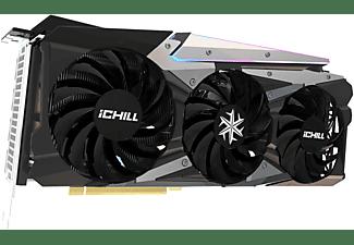 INNO3D GeForce RTX™ 3080 Ti iCHILL X4 LHR (C308T4-126XX-1810VA36) (NVIDIA, Grafikkarte)