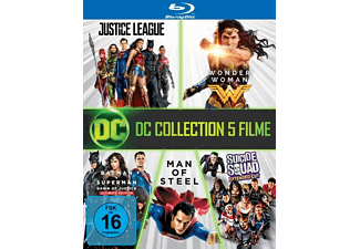 DC 5-Film Collection (7 Discs) Blu-ray