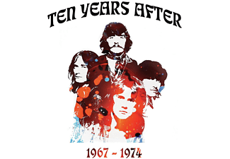 Ten Years After - 1967 - 1974  - (CD)