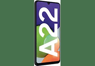 SAMSUNG Galaxy A22 128 GB Black Dual SIM