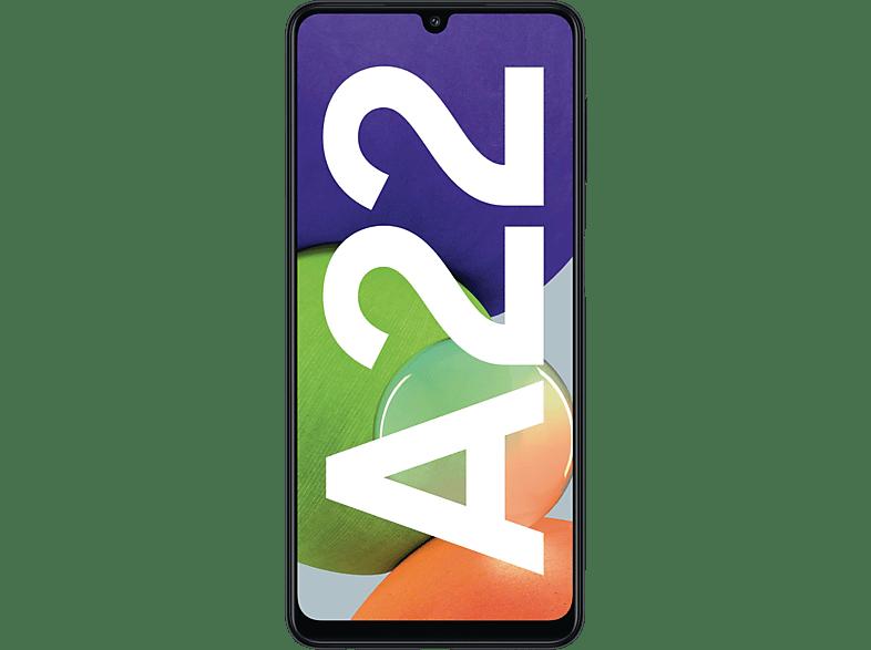 SAMSUNG Galaxy A22 64 GB Black Dual SIM
