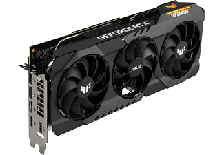 ASUS GeForce RTX™ 3080 Ti TUF Gaming  OC 12GB  LHR (90YV0GU1-M0NM00) (NVIDIA, Grafikkarte)