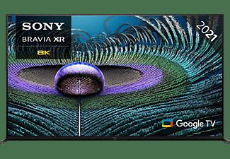 SONY XR-75Z9J LED TV (Flat, 75 Zoll / 189 cm, UHD 8K, SMART TV, Google TV)