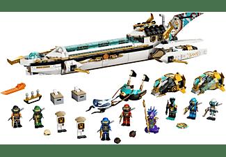 LEGO 71756 Wassersegler Bausatz, Mehrfarbig