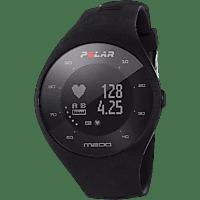 Reloj deportivo - Polar M200, Negro, GPS, Pulsómetro, Bluetooth, Talla M/L