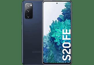 "Móvil - Samsung Galaxy S20 FE 4G, Azul, 128 GB, 6 GB RAM, 6.5"" Full HD+, Exynos 990, 4500 mAh, IP68, Android"
