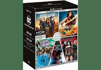 DC 5-Film Collection (Limitierte Exklusivedition) (10 Discs) 4K Ultra HD Blu-ray + Blu-ray
