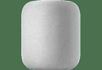 Apple HomePod, Altavoz inteligente, Chip A8, Siri, Altavoz 360º, Bluetooth, Wi-Fi, Blanco, domótica