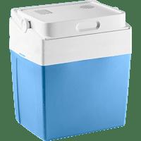 MOBICOOL MV30 Kühlbox (29 Liter, 12V Anschluss, Blau