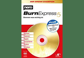 Nero Burn Express 5 - [PC]