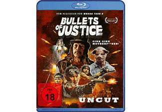 Bullets of Justice Blu-ray