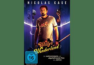 Willy's Wonderland DVD