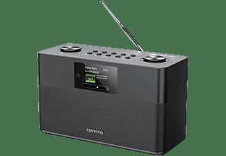 "Radio portátil - Kenwood CR-ST80DAB-B, TFT 2.4"", 20 W, DAB+ con RDS, FM, Bluetooth, Bassreflex Stereo, Negro"