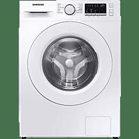 Lavadora carga frontal - Samsung WW80T4020EE/EC, 8 kg, 1200 rpm, Digital Inverter, 12 programas,  Blanco