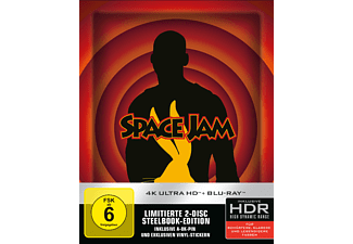 Space Jam 4K Ultra HD Blu-ray + Blu-ray