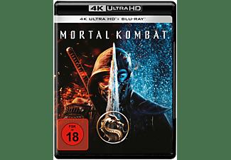 Mortal Kombat 4K Ultra HD Blu-ray + Blu-ray