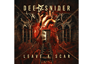 Dee Snider - LEAVE A SCAR  - (CD)