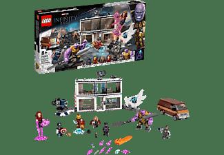 LEGO 76192 Avengers: Endgame – Letztes Duell Bausatz, Mehrfarbig