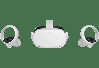 Gafas de realidad virtual - Oculus Quest 2, 256 GB, Vídeo 360º, Blanco