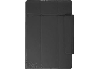 Funda tablet - Silver HT Universal Slim Camera Pro 9-11 Black Forest, Función antideslizante, Negro