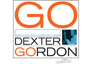 Dexter Gordon - GO!  - (Vinyl)