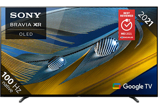 TV SONY OLED 55 pouces XR55A80JAEP