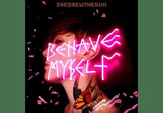 She Drew The Gun - Behave Myself [CD]