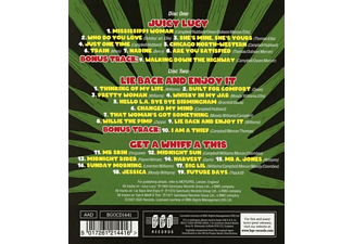 Juicy Lucy - Juicy Lucy/Lie Back And Enjoy It/Get A Whiff  - (CD)