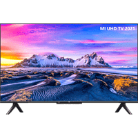 XIAOMI MI LED TV P1 43 LCD TV (Flat, 43 Zoll / 108 cm, UHD 4K, SMART TV, Android 10)