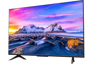 XIAOMI MI LED TV P1 55 LCD TV (Flat, 55 Zoll / 138 cm, UHD 4K, SMART TV, Android 10)