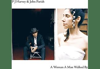 John Parish, PJ Harvey - A Woman A Man Walked By  - (Vinyl)