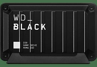 WD _BLACK™ D30 Game Drive 1 TB Gaming Speicher für PS4/PS5, SSD-Geschwindigkeit, Gaming SSD, Schwarz