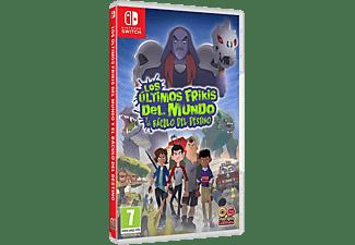 Nintendo Switch Los Últimos Frikis Del Mundo Y El Báculo Del Destino
