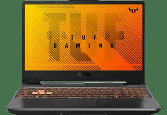ASUS Gaming Notebook TUF FA506II-HN323T, R7-4800H, 16GB, 512GB, GTX1650 Ti, 15.6 Zoll FHD 144Hz, Schwarz
