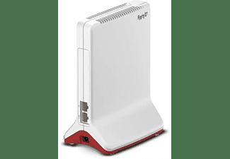 AVM FRITZ!Repeater 6000, Wi-Fi 6, WLAN Mesh, Weiß/Rot