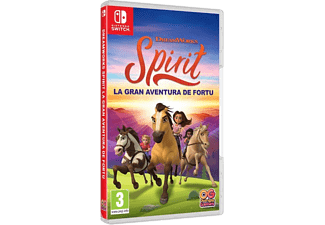 Nintendo Switch Spirit: La Gran Aventura de Fortu