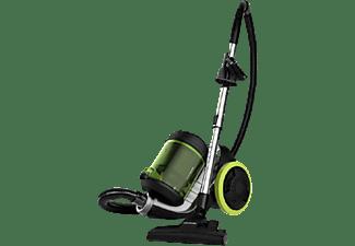 Aspirador sin bolsa - Cecotec Conga PopStar 4000 Ultimate, 800 W, 3.5 l, 72 dB, Cyclonic System, Negro