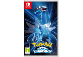 Nintendo Switch Pokémon Diamante Brillante