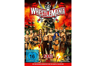Wwe: Wrestlemania 37 [DVD]