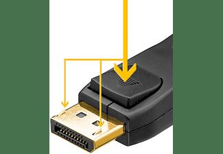 GOOBAY 49958, DisplayPort Kabel, 1 m