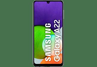 "Móvil - Samsung Galaxy A22 5G, Violeta, 64 GB, 4 GB RAM, 6.6"" FHD+, MT6739 , 5000 mAh, Android 11"