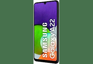 "Móvil - Samsung Galaxy A22 LTE, Negro, 128 GB, 4 GB, 6.4"" HD+, MediaTek MT6769V, 5000 mAh, Quad Cam, Android"