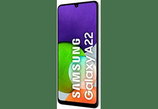 "Móvil - Samsung Galaxy A22 LTE, Blanco, 128 GB, 4 GB, 6.4"" HD+, MediaTek MT6769V, 5000 mAh, Quad Cam, Android"