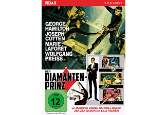 Der Diamantenprinz DVD