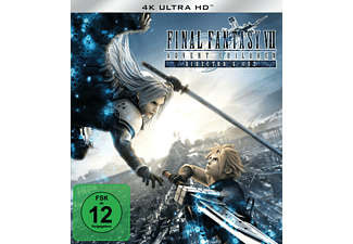 Final Fantasy VII - Advent Children 4K Ultra HD Blu-ray
