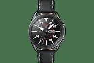 "Smartwatch - Samsung Galaxy Watch3, 45 mm, 1.4"", Bluetooth, Exynos 9110, 8GB, 340 mAh, 5 ATM, Acero Inox,Negro"