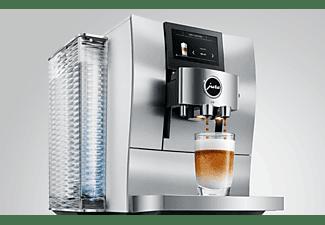Cafetera superautomática - Jura Z 10 Aluminium White (EA), 1450 W, 2.4 l, 280 g, Función 2 tazas, Plata