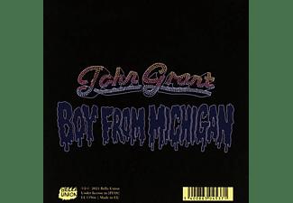 John Grantn - Boy From Michigan  - (CD)