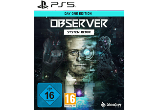 Observer: System Redux Day One Edition - [PlayStation 5]